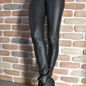Leggings similpelle