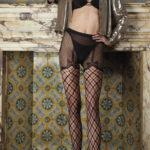 Merlot Strip Panty