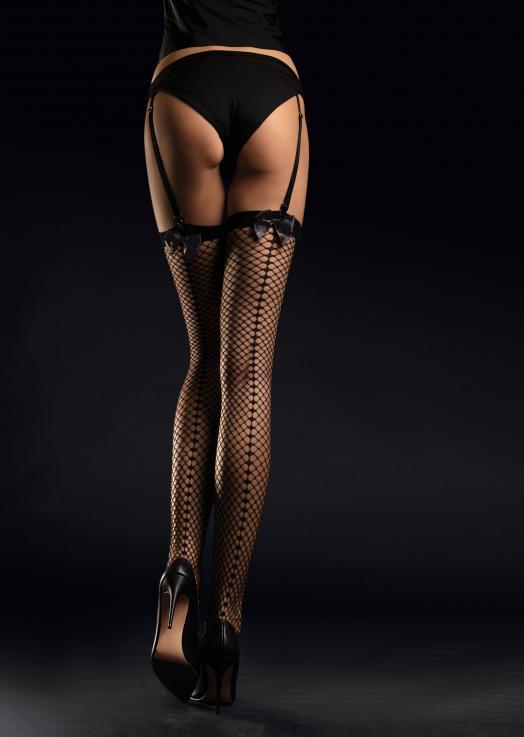 stockings satine