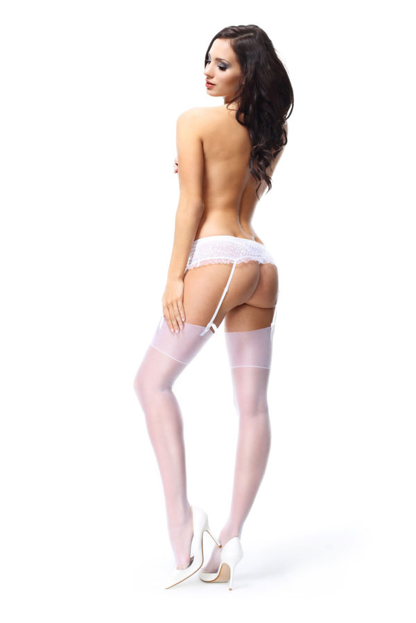 calze missO S301 bianco